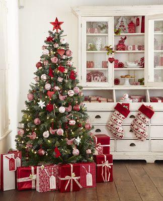 Albero Natale tradizionale by Salinalike.blogspot.com
