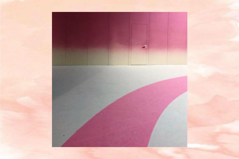 Millennial Pink nell'arredamento