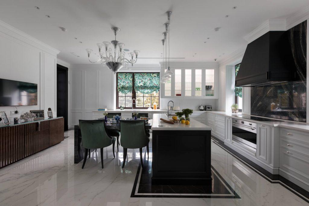 Arredamento casa classico moderno