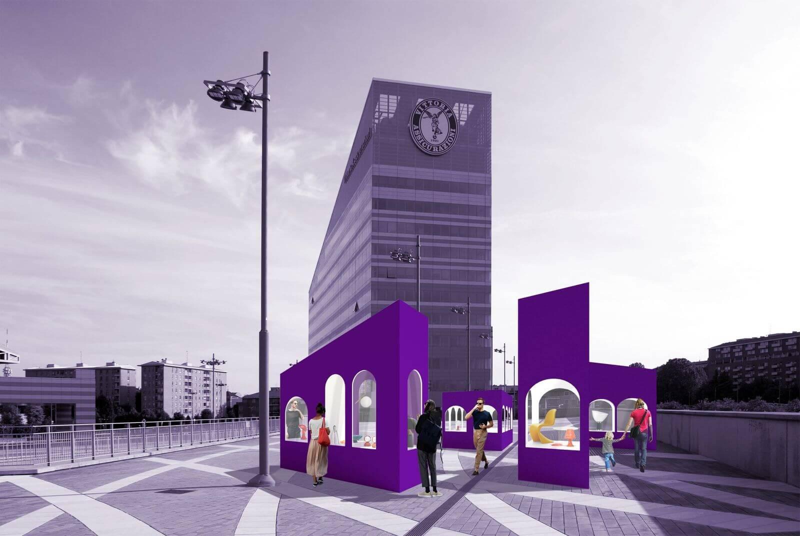 Milano Design Week - Alpha District, Fuorisalone
