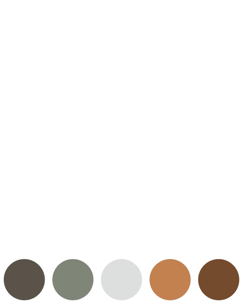 Creare palette colore